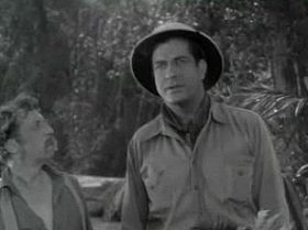 Grant Withers nei panni di Jungle Jim nel serial cinematografico del 1937