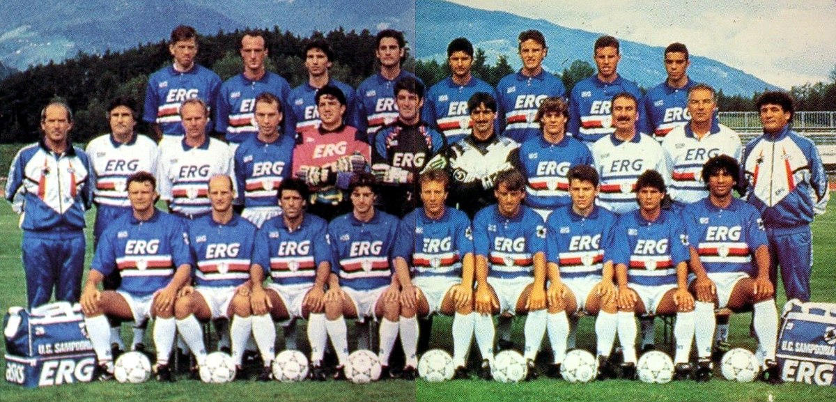 Image result for sampdoria 1994