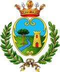 Stemma del comune di Polistena.