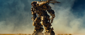 Megatron nel film Transformers 3