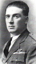 Piero De Angeli, il pilota dell'ANR ucciso a Cusano Milanino il 16 dicembre