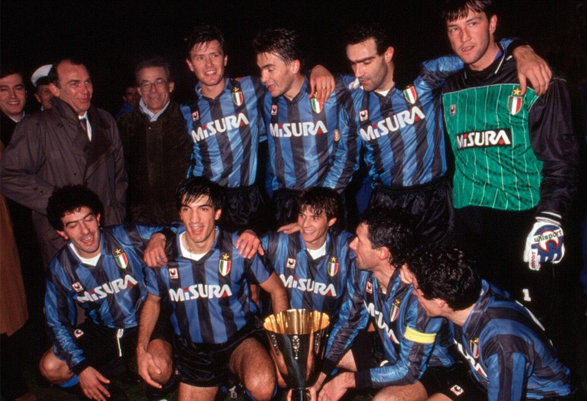 Supercoppa italiana 1989 - Wikipedia