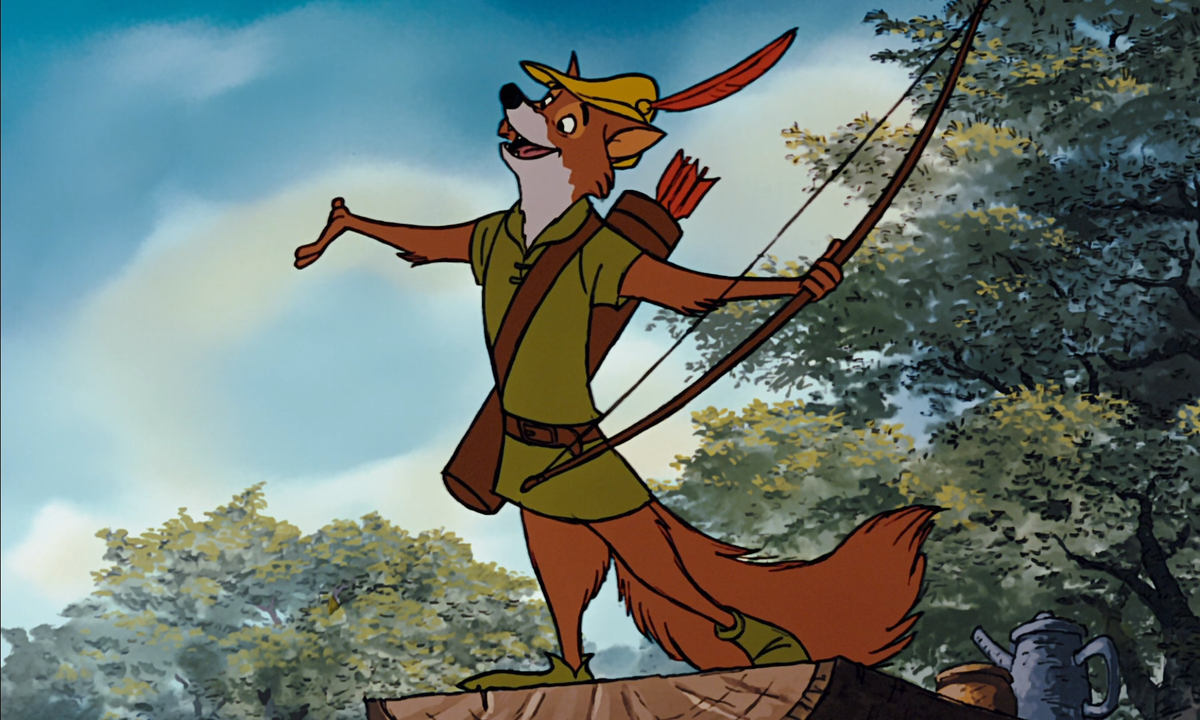 Robin hood film wikipedia