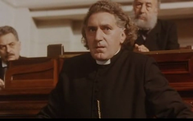 Jan Decleir in una scena del film