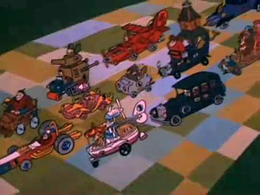 Wacky races wikipedia