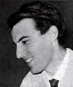 Giorgio Gaslini nel 1957