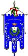 Laviano - Bandiera