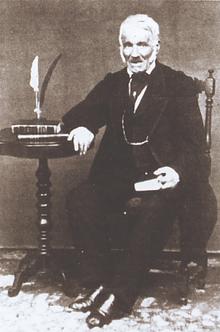 Sebastiano Liberali, autore nell'Ottocento di diversi saggi clinici sulla febbre