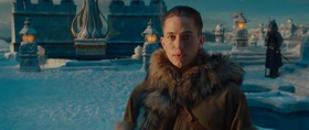 Sokka interpretato da Jackson Rathbone nel film L'ultimo dominatore dell'aria