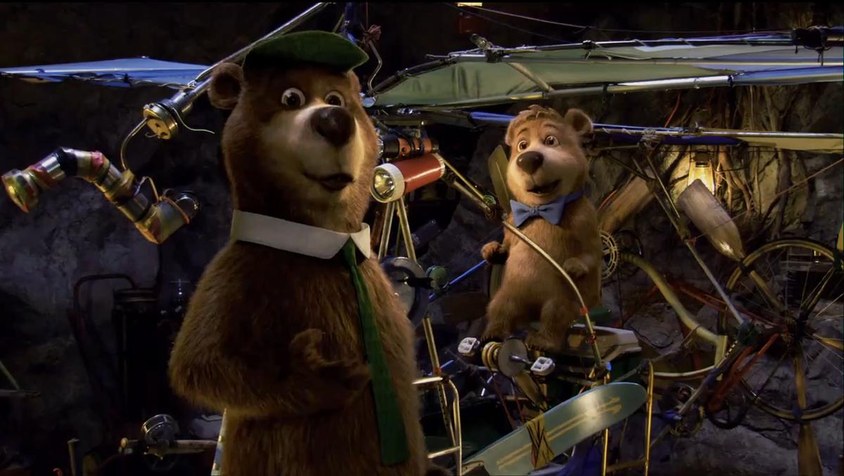 L'orso Yoghi (film) - ... Justin Timberlake