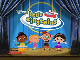 Little einsteins wikipedia