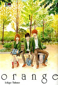 Risultati immagini per orange manga