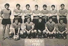 Risultati immagini per turris calcio storia