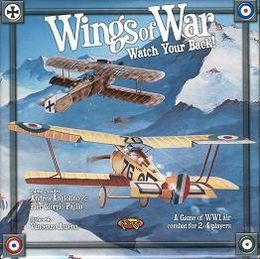 Wing of War - Watch Your Back - Cover.jpg