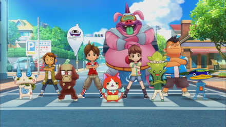 Yo kai watch wikiwand