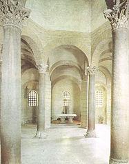 Chiesa Di Santa Sofia Interno