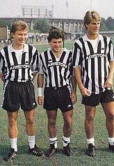 File:Juventus 1988-89 - Oleksandr Zavarov, Rui Barros e