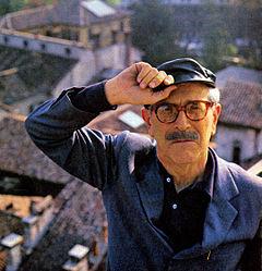 Mario Soldati nel 1967