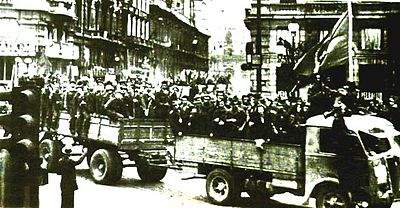 Bologna festeggia la Liberazione