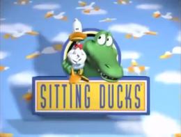 Sitting ducks wikipedia