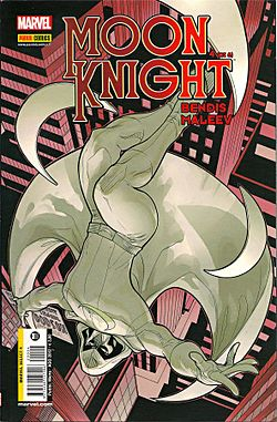 Moon Knight, disegnato da Terry Dodson