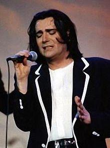 Renato Zero al Festival di Sanremo 1991