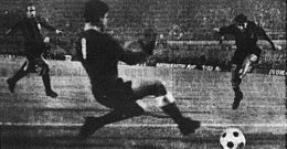 Coppa Intercontinentale 1965 - Milano - Inter-Independiente (3-0) - Joaquín Peiró.jpg