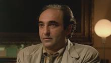 Alessandro Haber nel film Regalo di Natale (1986)