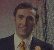 Pippo Baudo nel 1969, ai tempi di Settevoci.