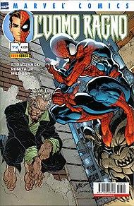 Sfondi illustrazione cartone animato marvel comics uomo ragno