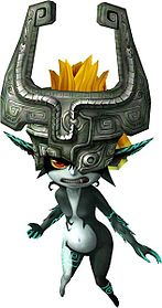 Midna in Twilight Princess