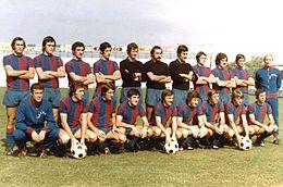 Il Taranto della stagione 1973-1974, quinto classificato in Serie B, al miglior piazzamento della sua storia nei campionati