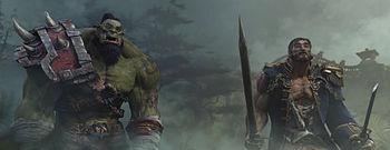 mondo di video di sesso di Warcraft