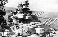 Approntamento finale nei cantieri di Monfalcone (estate 1942)