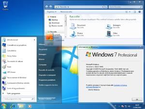 Windows 7 Professional 32 Bits