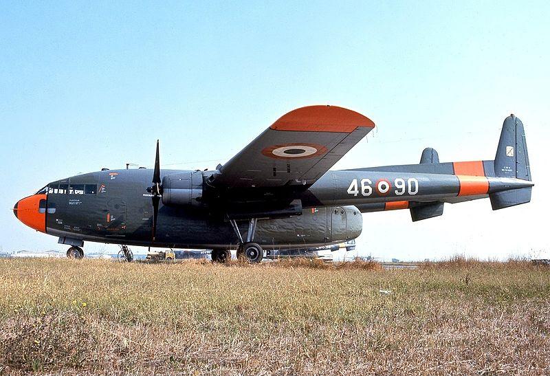 File:Fairchild C-119G Flying Boxcar Aeronautica Militare.jpg