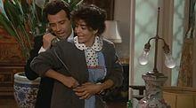 Montesano tiene a battesimo l'esordio cinematografico della ventiquattrenne Sabrina Ferilli ne Il volpone (1988) di Maurizio Ponzi.