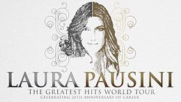 Laura Pausini The Greatest Hits World Tour 2013-2014.jpg