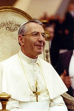 Frasi Natale Karol Wojtyla.Papa Giovanni Paolo I Wikipedia