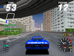 Rave Racer screenshot.png