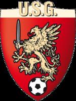 Stemma del Grosseto, utilizzato dal 1995 al 2015.