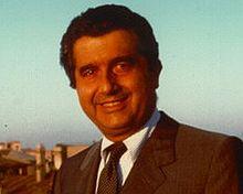 Carlo De Benedetti nel 1985