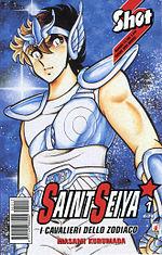 Copertina del primo volume del manga classico, edizione Star Comics