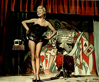 Isa Barzizza nel film Porca miseria! (1951)