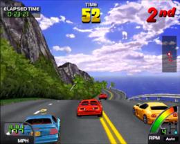 cruising world n64