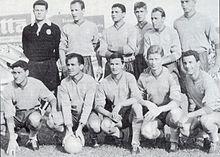 L'Alessandria 1959-60.