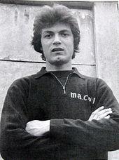 Giancarlo Antognoni durante la sua militanza nell'Asti Ma.Co.Bi.