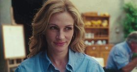 Julia Roberts in una scena del film.