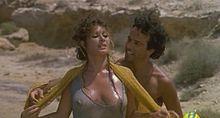 Montesano con Edwige Fenech ne Il ladrone (1980) di Pasquale Festa Campanile