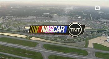 Logo del programma NASCAR on TNT